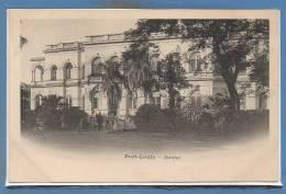 AFRIQUE - MAURICE - Port Louis - Institut - Maurice