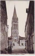 50. MARIGNY . L'EGLISE. ANIMATION. Edition J. SOREL - France