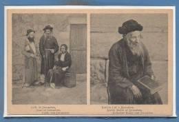 - JUDAISME -- Rabbin Juif à Jérusalem - Judaisme