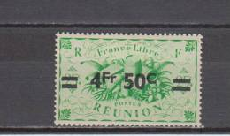 Réunion YT 258 * : France Libre ; Série De Londres - 1945 - Réunion (1852-1975)
