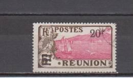 Réunion YT 108 Obl : Volcan Et Voilier - 1924 - Unclassified