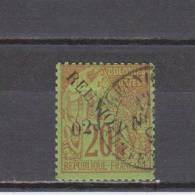Réunion YT 29 Obl : 1891 - Unclassified