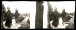 Plaque Stereo L'ourthe à Hotton - Plaques De Verre