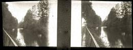 Plaque Stereo L´ourthe à Hotton - Plaques De Verre