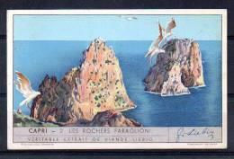 Chromo - Liebig - Capri N°2 - Liebig