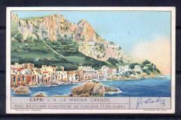 Chromo - Liebig - Capri N°6 - Liebig