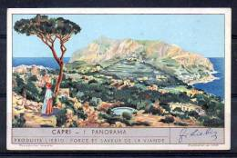 Chromo - Liebig - Capri N°1 - Liebig