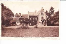 OUZOUER-SUR-TREZEE  --  Château De Montlion - Ouzouer Sur Loire