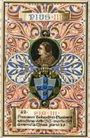 I Papi - 42. Pio III - Papi