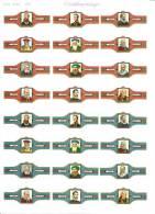 Don Diaz 13a  Ontdekkingsreizigers - Tabac (objets Liés)