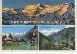 GRESSONEY - Valle D´Aosta , 1996 - Italia
