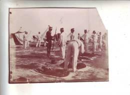 Camp De Chalon - Revue D' Armes - Guerre, Militaire