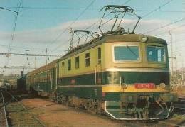 RAIL * RAILWAY RAILROAD * TRAIN * LOCOMOTIVE * ZATEC * CZECH RAILWAYS * CALENDAR * Vlaky 2003 141 054-7 * Czech Republic - Calendarios