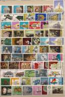 Roumanie  -   Joli Lot De 127 Timbres Oblitérés (thèmes Divers Et Différents) - Stamps