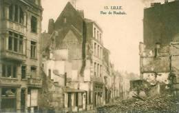 59 LILLE Rue De Roubaix - Lille