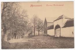 Maransart - Ferme D'Hubermont - 1934 - Edit. Laloux Souers/Marco Marcovici - Carte D'un Carnet - Lasne