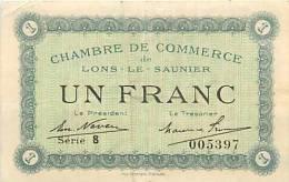 Mars13 17 : Lons-le-Saunier - Chambre De Commerce
