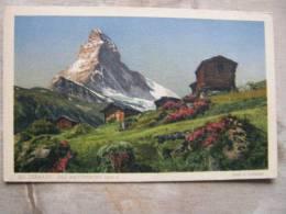 CH -  Zermatt   Matterhorn     Photo  J Gaberell  D101174 - BE Berne