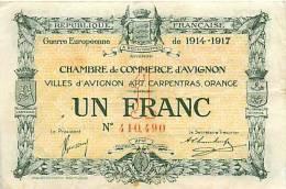 Mars13 25 : Avignon - Chambre De Commerce
