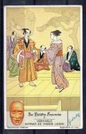Chromo - Liebig - Le Théâtre Japonais N°2 - Liebig