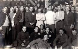 Camp De Prisonniers D'Ohrdruf 1ere Guerre Mondiale 1914-1918 Match De Boxe Gauthier Hardy - Guerre 1914-18