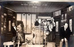 """Camp De Prisonniers D'Ohrdruf 1ere Guerre Mondiale 1914-1918 Collection Théatrale """"vous N'avez Rien à Declarer?"""" - Guerre 1914-18"""