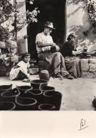 -CPSM  - REFLETS DES CANARIES - Le Plus Ancien Des Arts  - Potier -  125 - Espagne