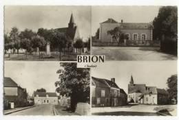 BRION -   4  Vues  - CPSM 9x14 - France