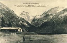LE QUEYRAS. -- MONT-VISO -- Le Refuge (alt. 3.850 M.). - Autres Communes