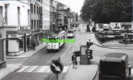 OUDE FOTO  GENT TRAM **  ANCIEN PHOTO GAND TRAM ** M. R. MARTIN MARSEILLE - Gent