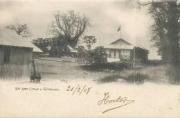Kinshasa  Sté Ame Citas 1907 Voyagé - Kinshasa - Léopoldville