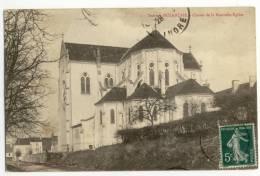 BUZANCAIS  -   Chevet De La Nouvelle Eglise. - France