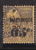 Martinique N°13 Oblitéré - Martinique (1886-1947)