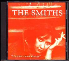 """The Smiths - """" Louder Than Bombs  """" - 24 Titres . - Rock"""
