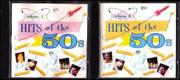HITS Of The 50s  - ( Vol. 1, 2, 3, 4 ) . - Rock
