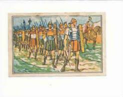 """"""" Soldats Romains """" / Légionnaire Romain Rome Antique Armée Romaine / Chocolat Vinay  // IM 6-Vin/177 - Chocolat"""