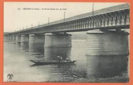 V061, Briare, Le Pont-Canal,707,  Non Circulée - Other Municipalities
