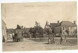 ARTHON  - La Place De La Mairie. - France