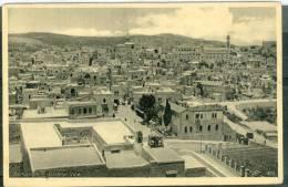 Bethlehem - Vue Générale     - Uq17 - Palestine