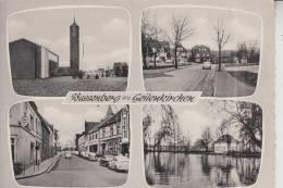 5143 WASSENBERG, Mehrbildkarte, 1964, Kl.Randmagel - Heinsberg