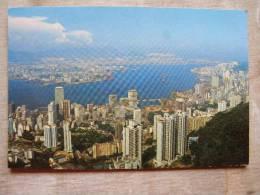 China -HONG KONG   Kowloon Peninsula  D101219 - Cina (Hong Kong)