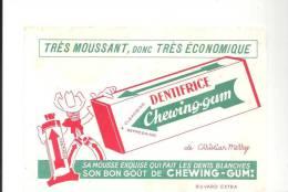 Buvard Très Moussant, Donx Très économique Dentifrice Chewing-Gum De Christian Merry - Parfums & Beauté
