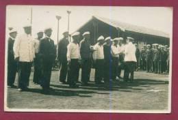 A10981 / Varna Warna Photo 1927 GREETS WINNERS Captain I Rank Dimitar Fichev - Chief Of Naval Training Part   Bulgaria - Bulgaria