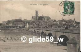 NEVERS - Vue Générale (G. Guérot, édit.) - Nevers