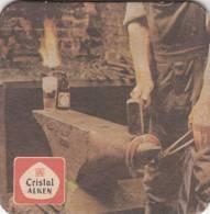 Bierviltje, Sous Bock, Cristal Alken, Smid, Hoefsmid (pk9753) - Sous-bocks