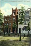 Zaandam - Gedempte Gracht Met Ons Huis 1923 - Otros