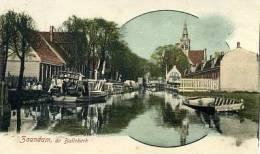 Zaandam - Parkstraat Met Westzijderkerk Of Bullekerk - Andere Verzamelingen