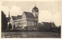 BELGIQUE - FLANDRE ORIENTALE - DEINZE - ASTENET - ASTENE - Institut Ste-Catherine - Vue De Coté. - Deinze