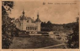 BELGIQUE - NAMUR - ONHAYE - ANTHEE - Le Château D'Ostemerée Et Les Terrasses. - Onhaye