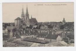 MOULINS  03 VUE PRISE DU PENSIONNAT SAINT GILLES   /  33 - Moulins